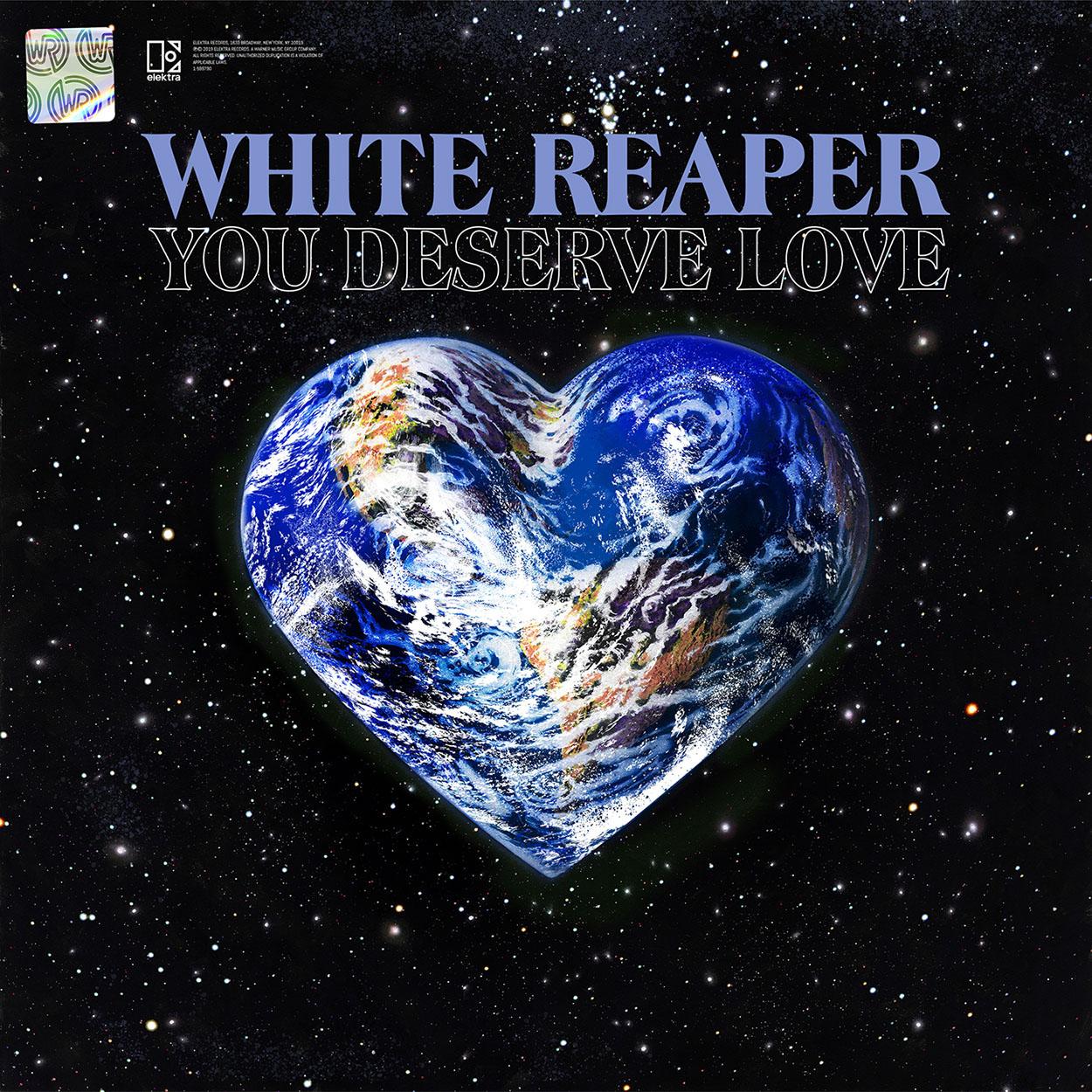 White Reaper You Deserve Love new album art cover