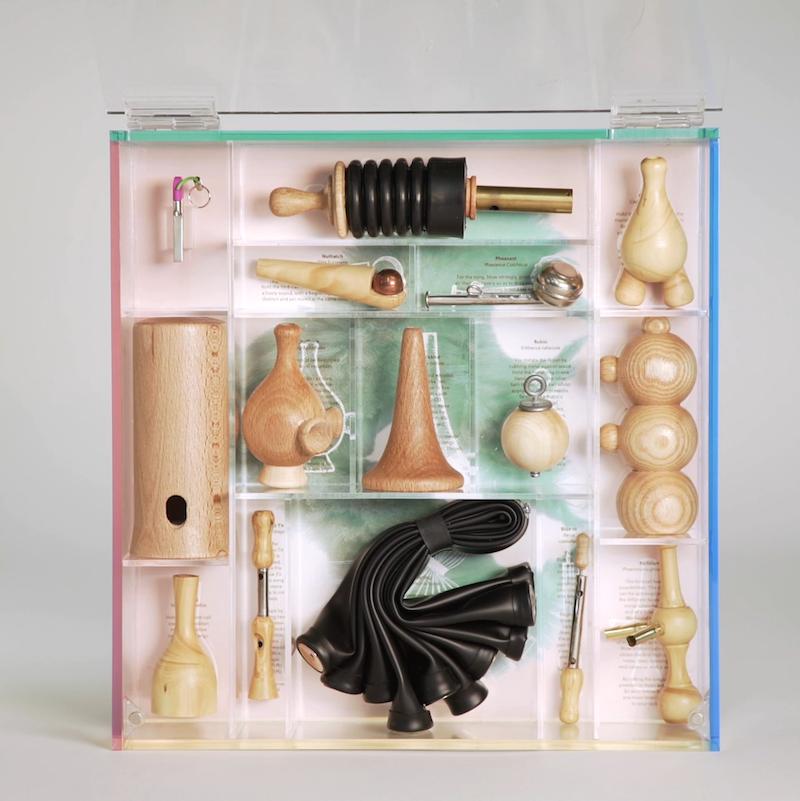 bjork utopia box set flutes Björk announces new Utopia box set featuring 14 handmade flutes