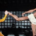 Bruce Lee x Kareem Abdul-Jabbar in Game of Death