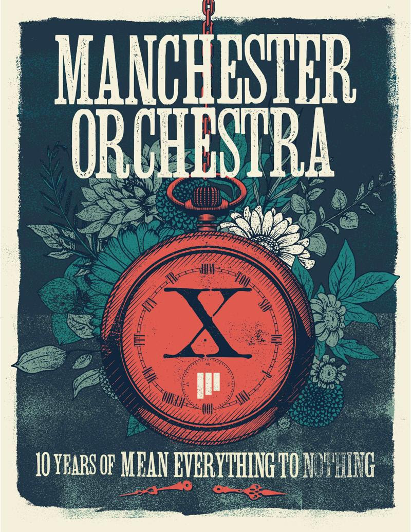 manchester orchestra 10th anniversary mean everything tour Manchester Orchestra announce Mean Everything to Nothing anniversary tour