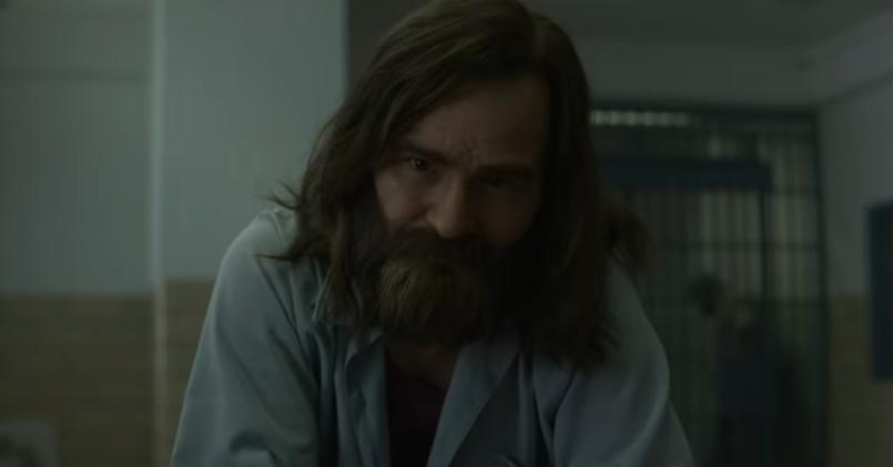 Charles Manson in Mindhunter: Season Two (Netflix)