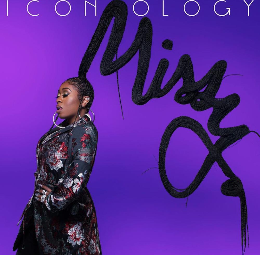 missy elliott iconology artwork Missy Elliott drops new project Iconology: Stream