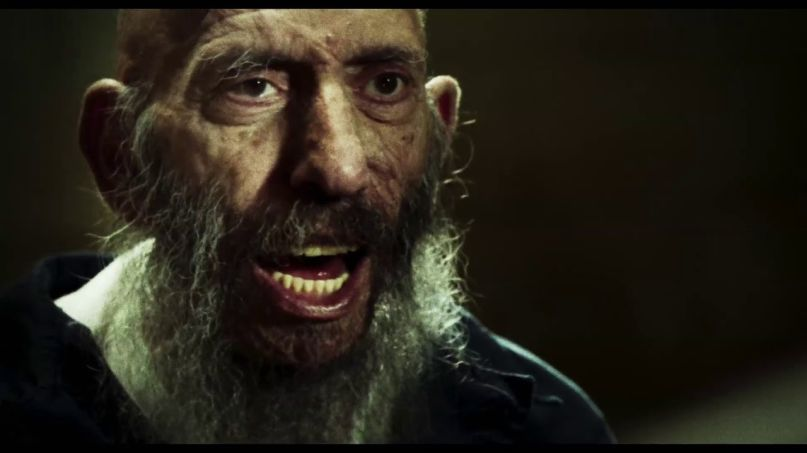 Sid Haig in 3 From Hell