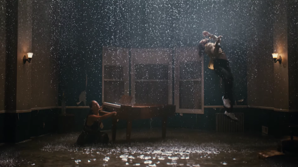 Show Me Love music video Alicia Keys and Miguel