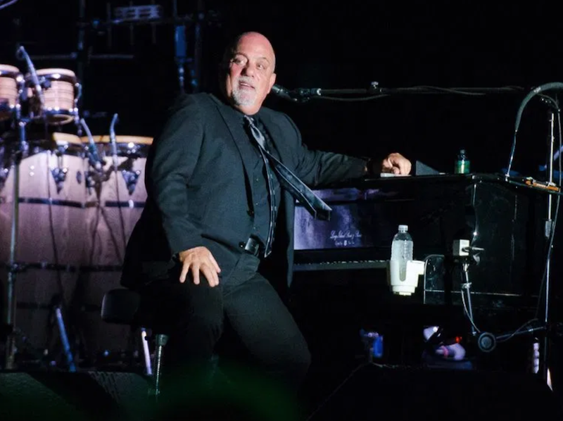 Billy Joel musical tv anthology series scenes from an italian restaurant