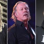Randy Blythe and Jamey Jasta credit James Hetfield for sobriety