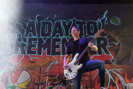 A Day to Remember at Louder Than Life