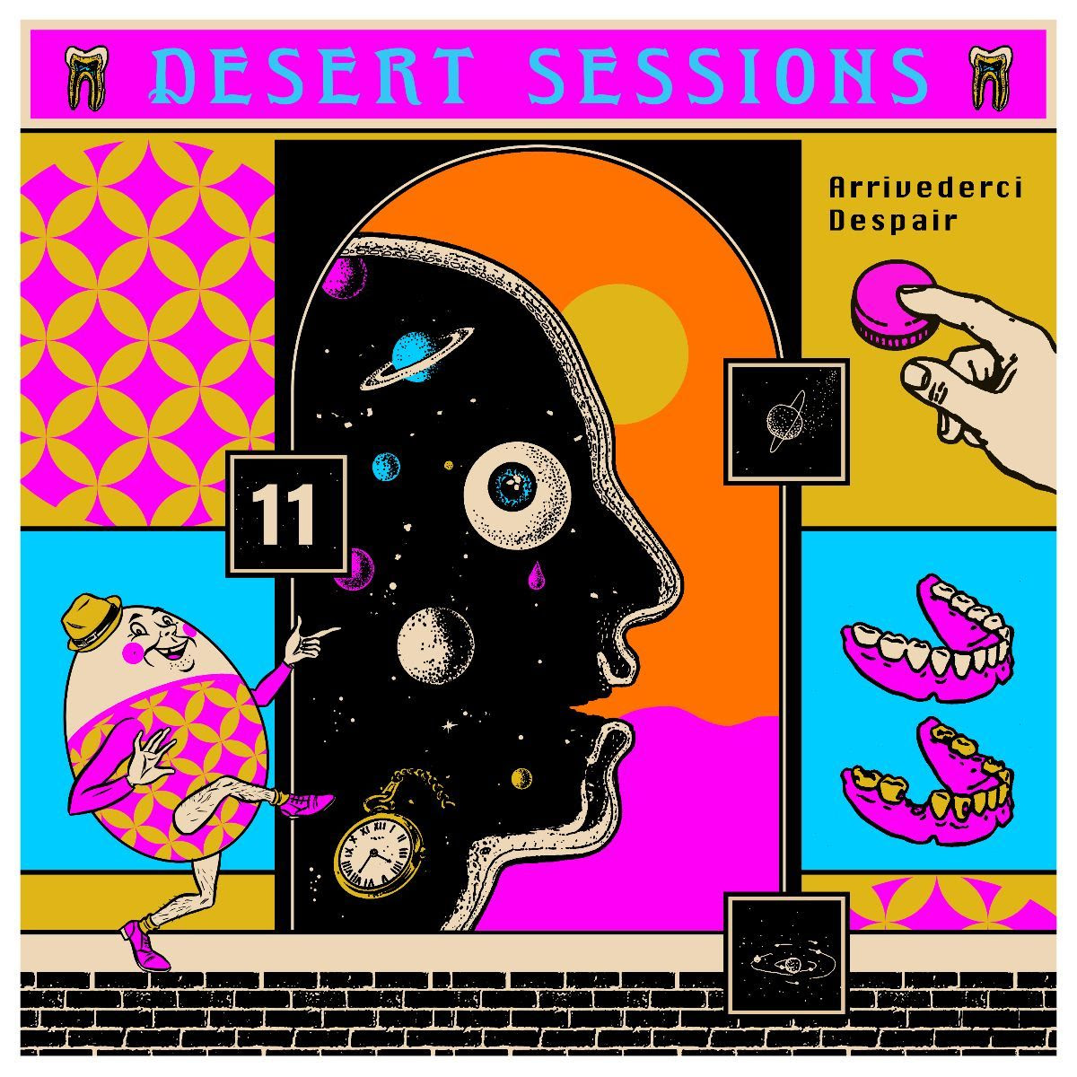 Desert Sessions Vol 11