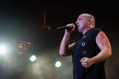 Disturbed at Louder Than Life