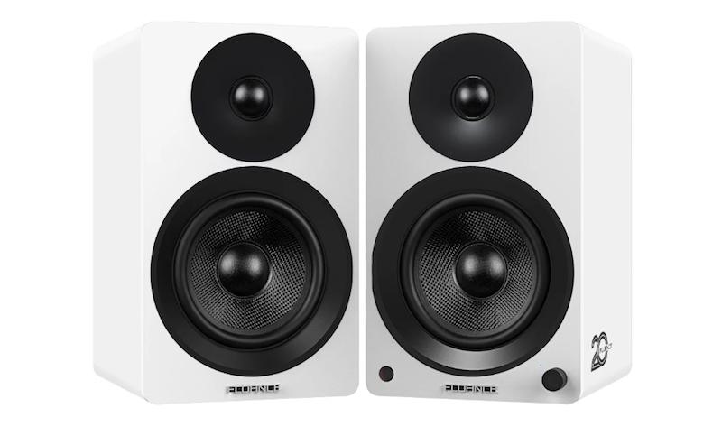 Fluance Ai40 5-inch Powered Bookshelf Speakers giveaway