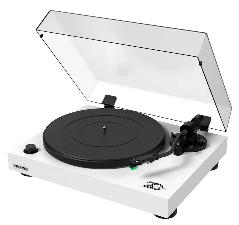 Fluance RT81 Elite High-Fidelity Vinyl Turntable giveaway