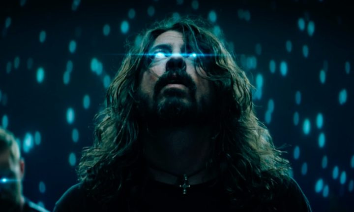 """Foo Fighters' video for """"The Sky is a Neighborhood"""""""