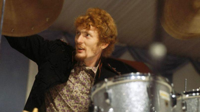 Ginger Baker of Cream