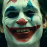 The Telegraph walks out interview violence question Joaquin Phoenix in Joker (Warner Bros.)