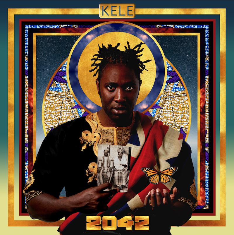 Kele 2042 album cover artwork