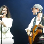 Lana Del Rey Leonard Cohen Adam Chelsea Hotel No 2 New york Jones Beach Theater
