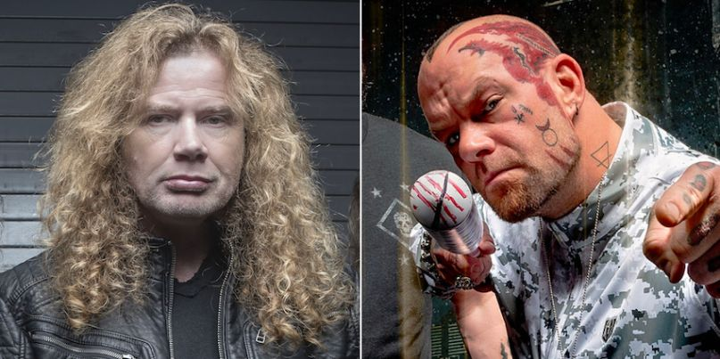 Megadeth and Five Finger Death Punch 2020 Europe Tour