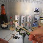 Miniature Drummer Slipknot Song