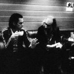 Nick Cave and Warren Ellis of The Bad Seeds