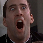 Nicolas Cage in Face/Off