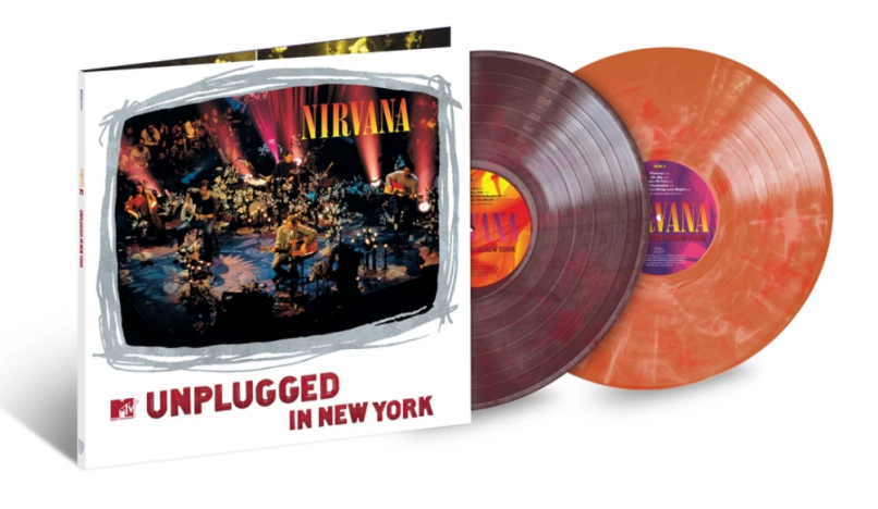 Nirvana's MTV Unplugged
