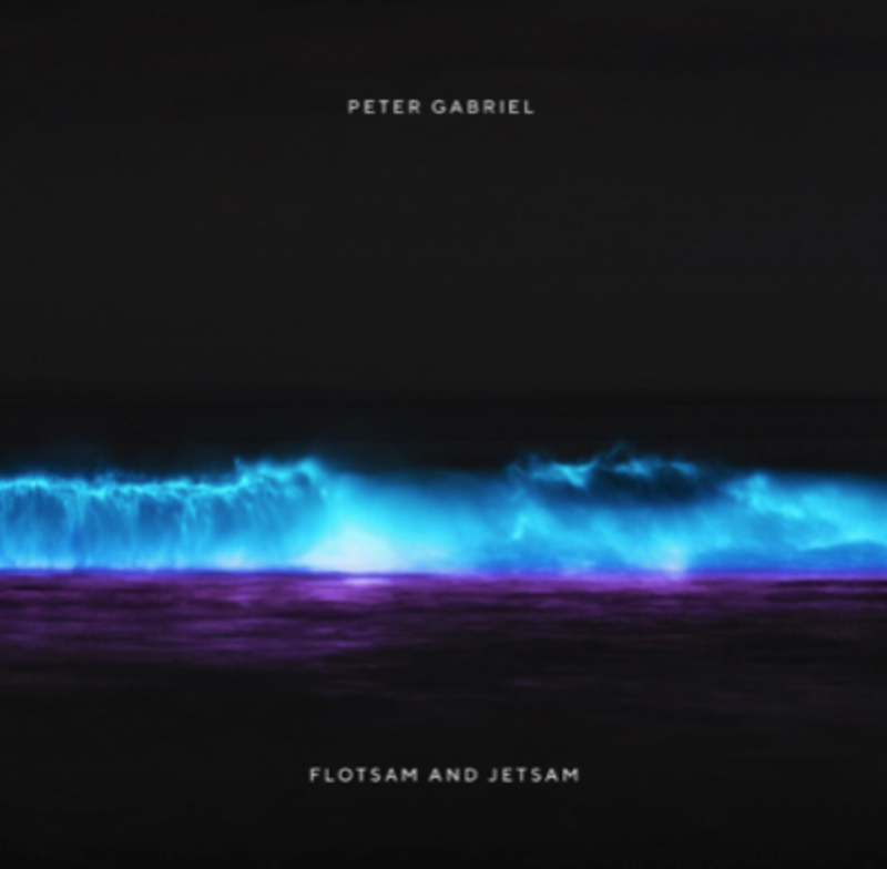 Peter Gabriel Flotsam and Jetsam