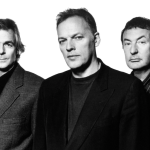 Pink Floyd, photo by Albert Watson High Hopes Demo Division Bell