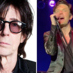 Ric Ocasek of The Cars and The Killers My Best Friend's Girl live cover