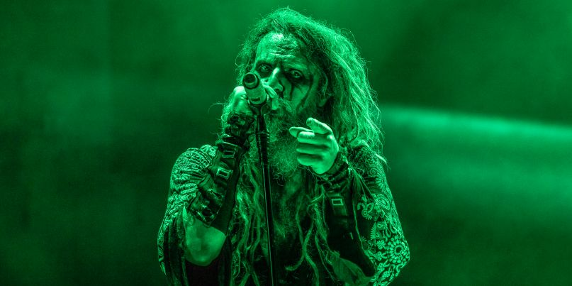 Rob Zombie talks metal and horror