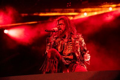 Rob Zombie at Louder Than Life
