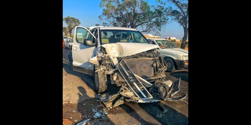 Sabaton car crash