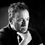Sad Bruce Springsteen