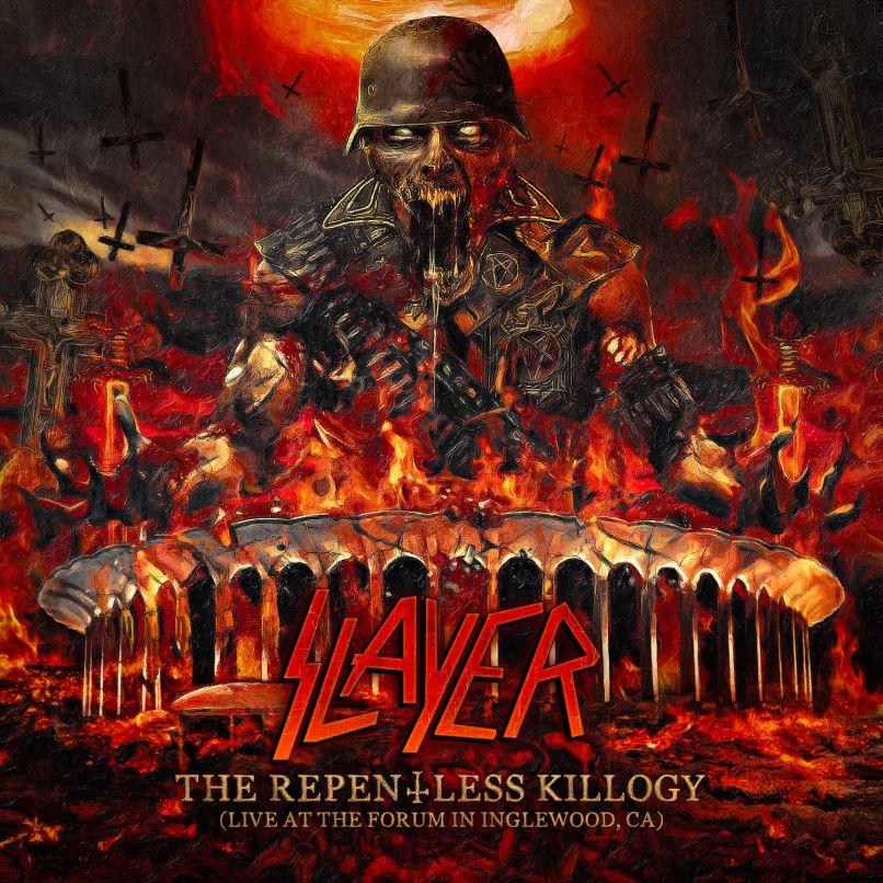Slayer - The Repentless Killogy album