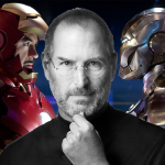 Steve Jobs Iron Man 2 disney bob iger ceo marvel cinematic universe