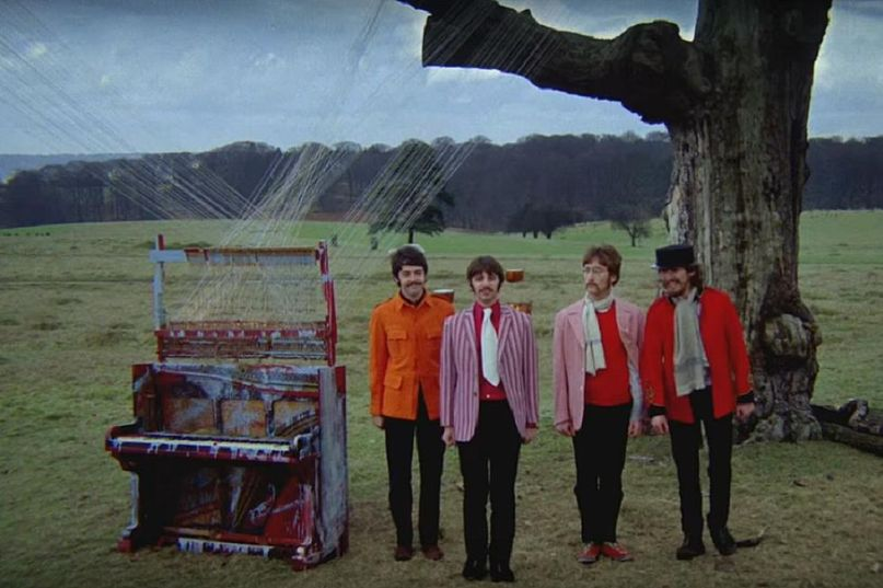 """The Beatles '""""Strawberry Fields Forever"""""""