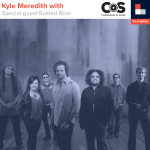 Kyle Meredith With Rusted Root