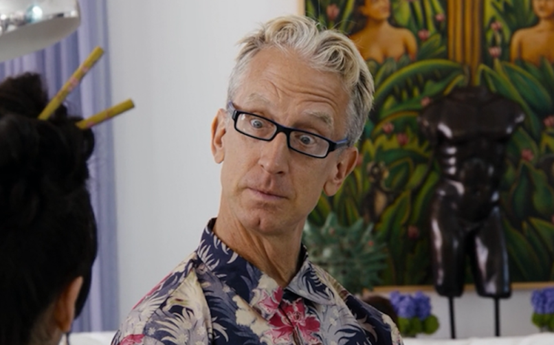andy dick arrest warrant sexual battery