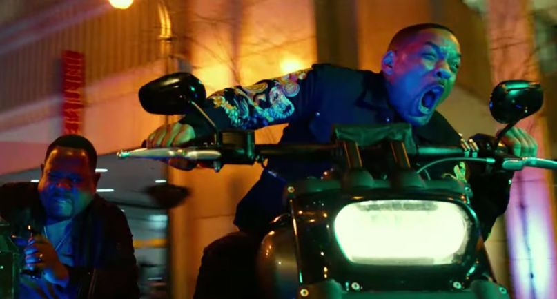 Will Smith and Martin Lawrence reunite in Bad Boys for Life trailer