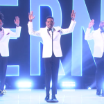 chance the rapper eternal ellen video