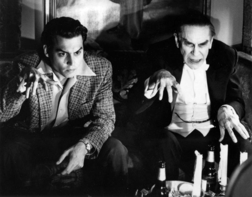 Tim Burton's Ed Wood (Buena Vista)