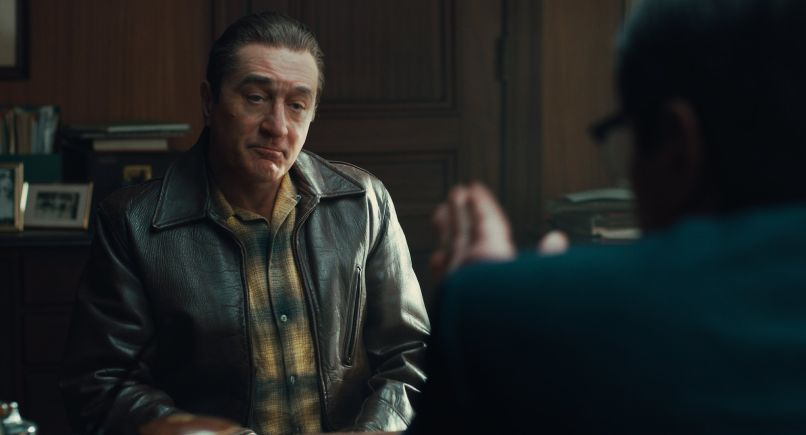 Robert De Niro in The Irishman (Netflix)