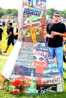Riot Fest 2019, photo by Heather Kaplan