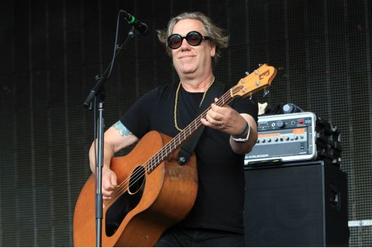Violent Femmes at Riot Fest 2019, photo by Heather Kaplan