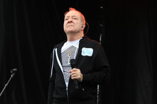 The B-52s at Riot Fest 2019, photo by Heather Kaplan