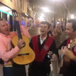 kevin spacey spain street band video
