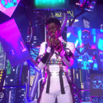 lil nas x ellen panini performance video
