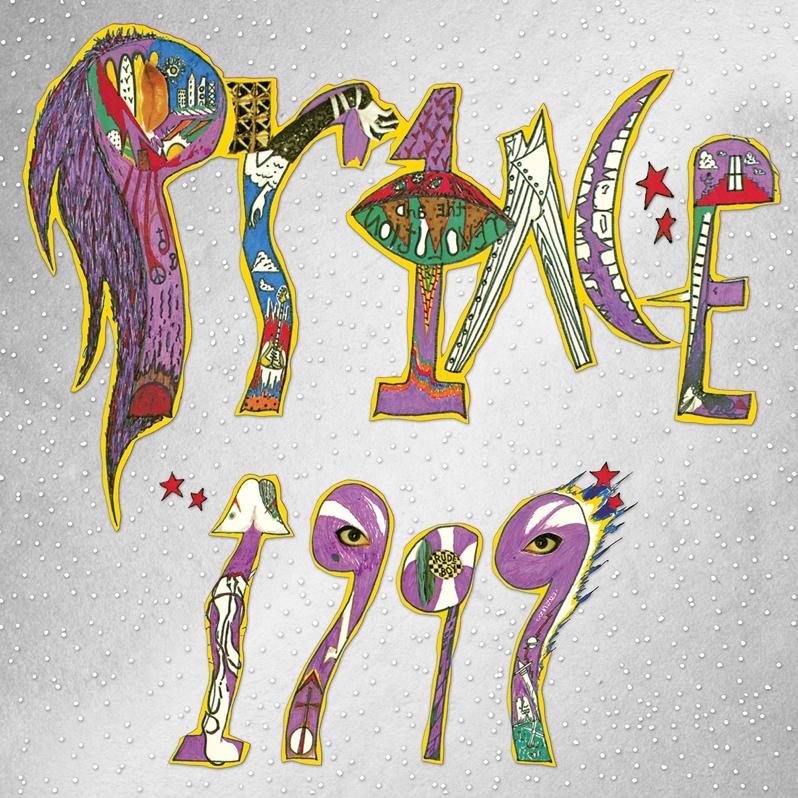 Prince 1999 Album Artwork