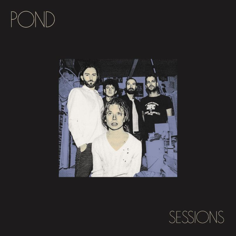 Pond Sessions Album Artwork