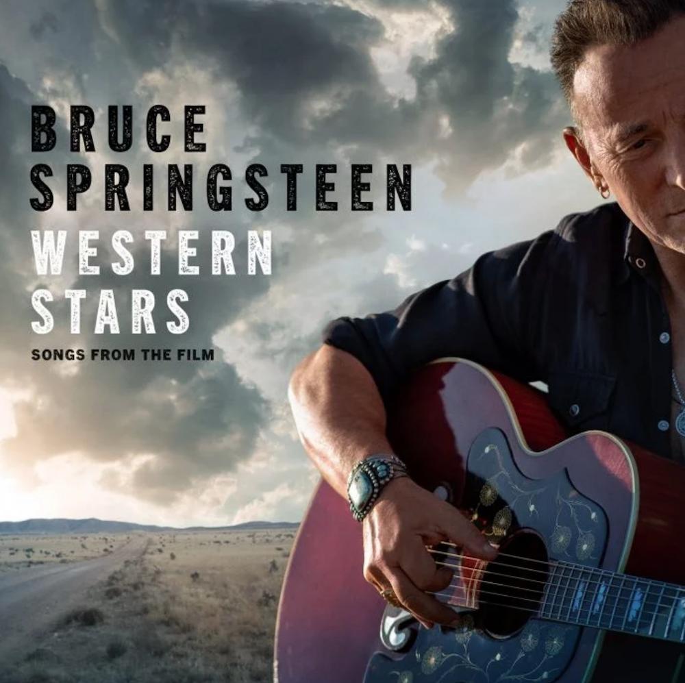western stars film soundtrack artwork Bruce Springsteen announces Western Stars film soundtrack
