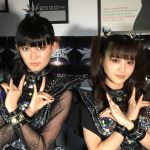 BABYMETAL top rock album chart